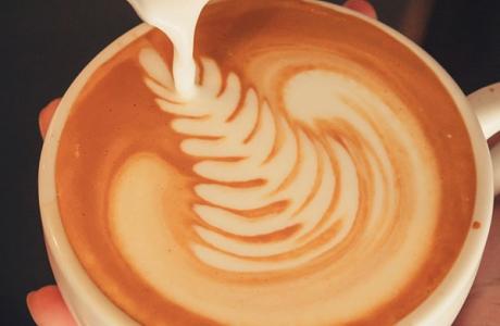카페 라떼